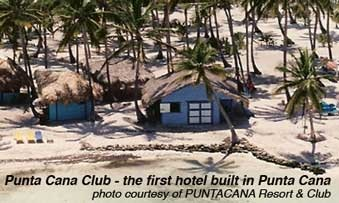 old image of Punta Cana Club