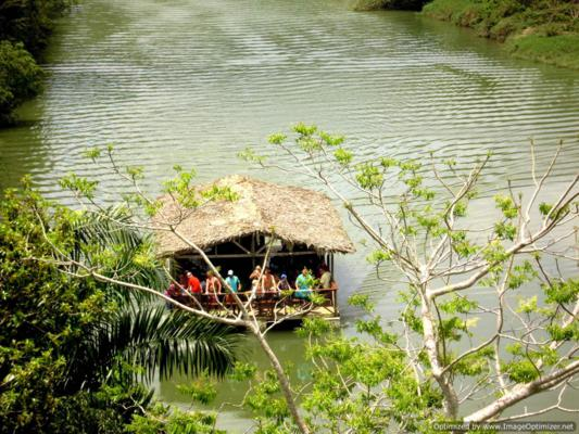 Traditional River Boat